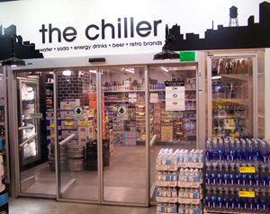 Coldstat installs, maintains and repairs Beer Caves and refrigerated displays.
