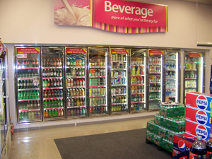 Coldstat sells, services and maintains store refrigeration equipment