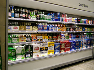 Coldstat supplies and maintains refrigerated beverage display cases and walk-ins