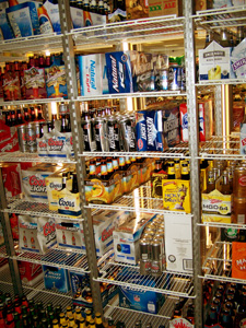 Coldstat supplies and maintains refrigerated beer boxes and beer lines