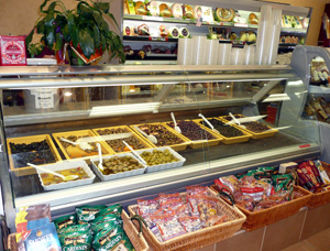 Display cases and merchandisers