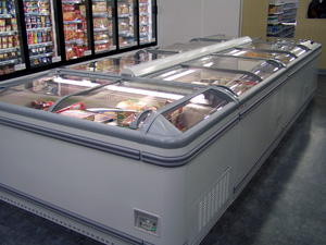 Reach-In Coolers and Freezers